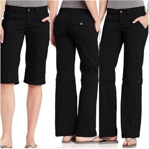 Prana convertible zip of pants shorts cargo